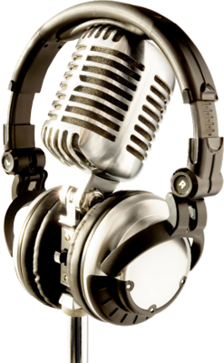 Mic Headphones podcast